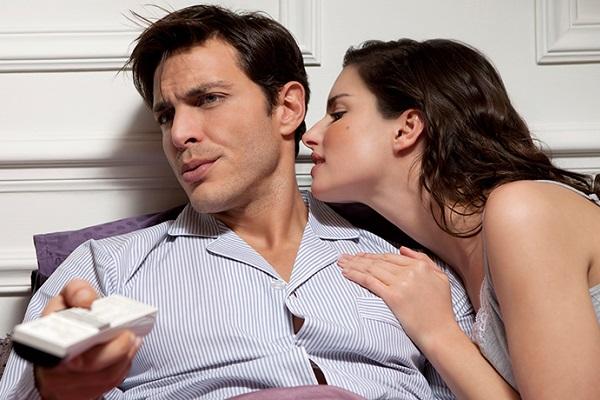 Мужчина не понаслышке знающий про влияние стресса на потенцию