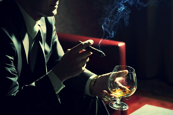 Алкоголь и сигареты