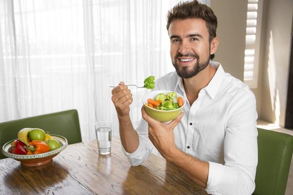 Питание мужчины