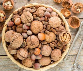 Какие орехи считаются самыми полезными для мужской потенции?