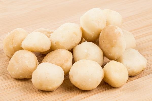 Орешки макадамия