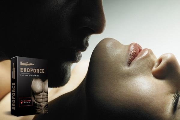 EroForce - рейтинговое средство для мужчин