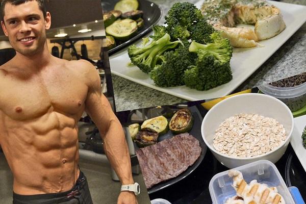 Питание для повышения тестостерона