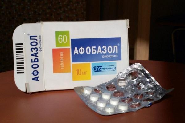 Препарат Афобазол, влияние на потенцию которого положительное