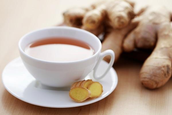 Имбирный чай для потенции