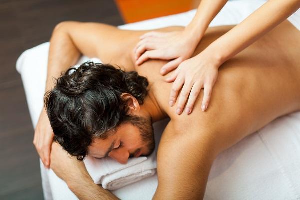 Точечный массаж мужчине для потенции