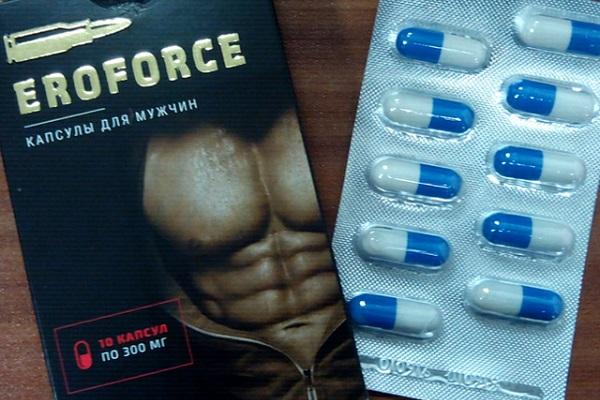 EroForce - новая разработка для мужской силы