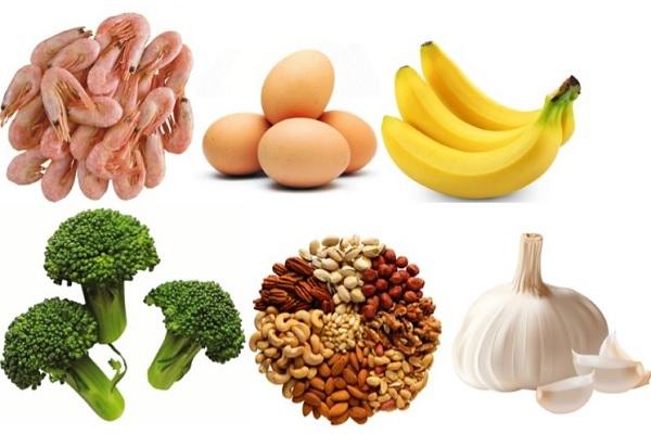 Натуральные продукты для повышения потенции