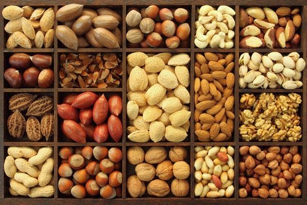 Самые полезные для мужчин орехи