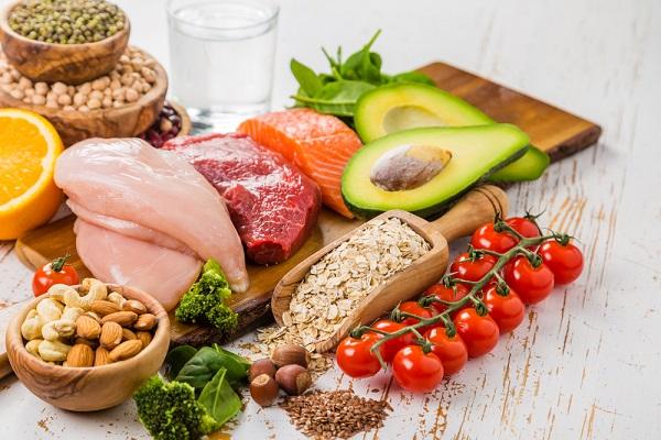 Полезные витамины для потенции в продуктах