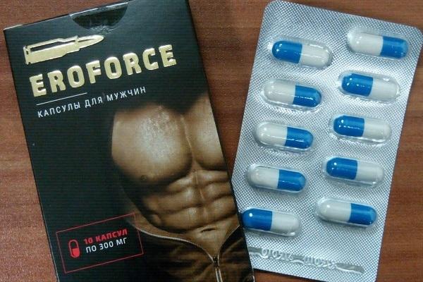 EroForce для мужской силы
