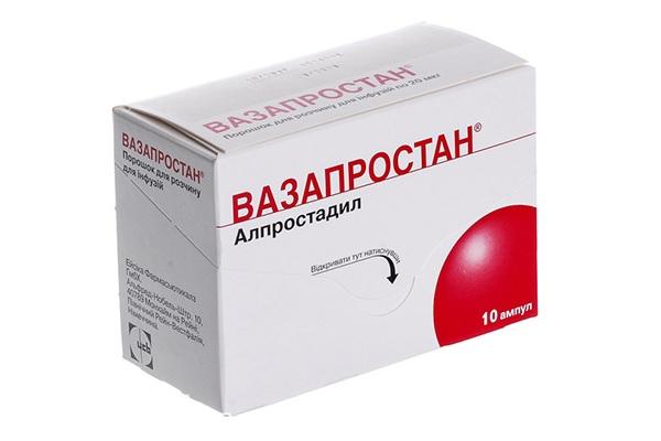 лечебные препараты при эректильной дисфункции