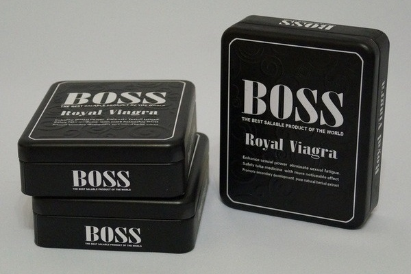 Таблетки Босс для мужчин для повышения потенции