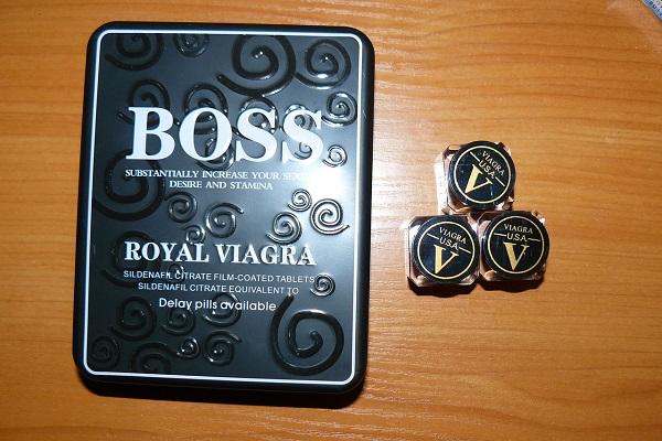 <b>Таблетки</b> Босс Роял <b>Виагра</b> для мужчин: инструкция по ...