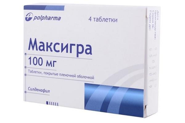 Лекарственное средство Максигра