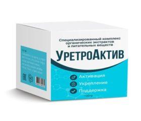 Уретроактив — инновационный препарат для повышения потенции