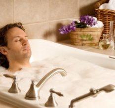 Ванны для потенции: какие лучше всего принимать мужчинам?