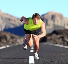 Бег — эффективная нагрузка для повышения мужской потенции