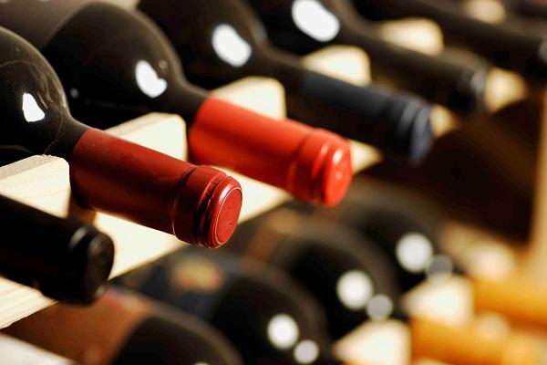 Несколько сортов вин