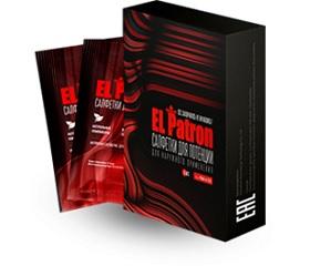 El Patron — салфетки для потенции. ХИТ продаж 2017 года!