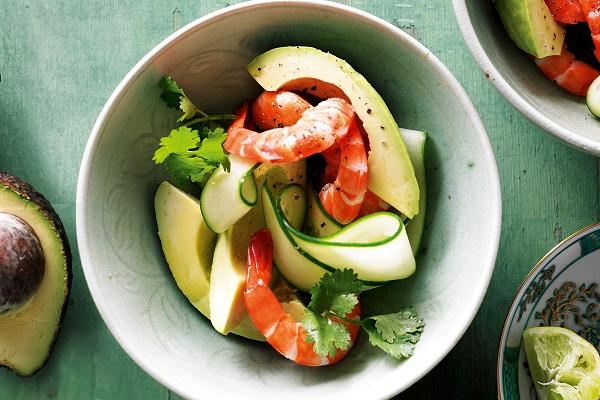 Блюдо с авокадо для хорошей эрекции