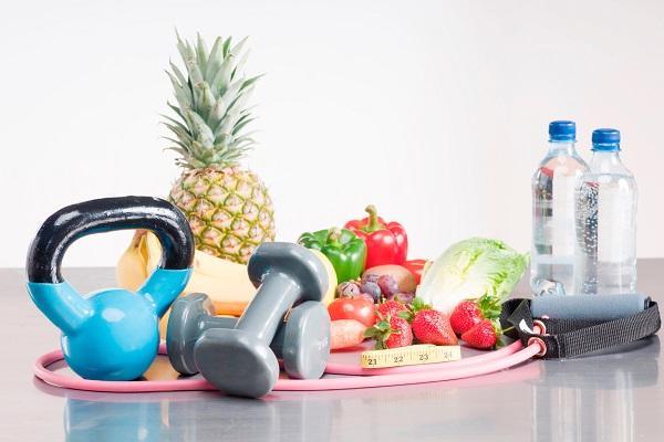 Атрибуты здорового образа жизни