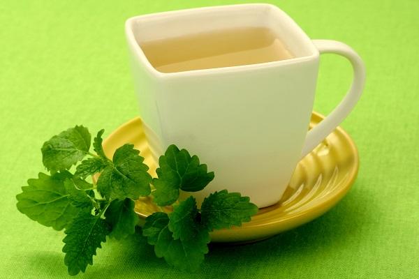 Чай из мелиссы для повышения потенции