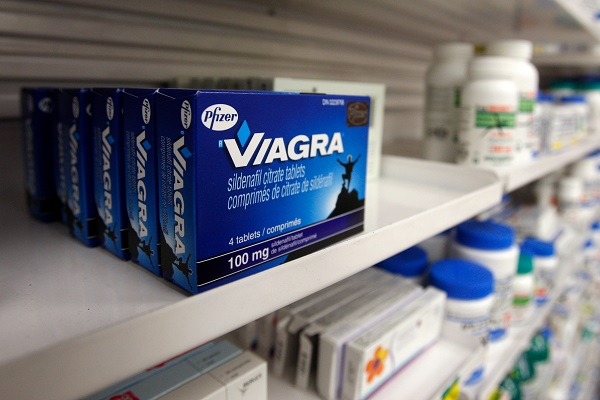 Виагра в аптеке