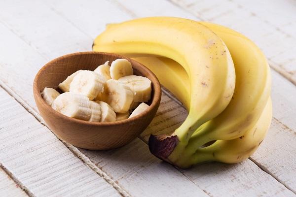 Приготовление бананов для потенции