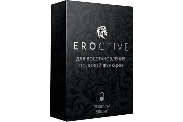 Таблетки Eroctive