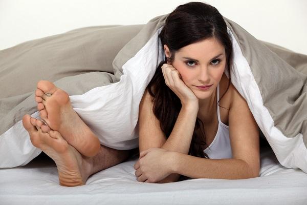 Пара, у которой половое воздержание