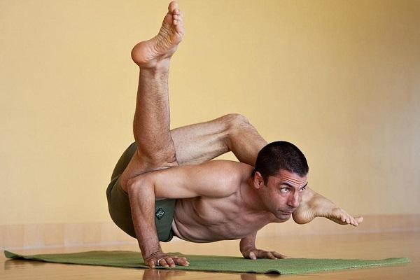 Упражнение йоги для улучшения потенции