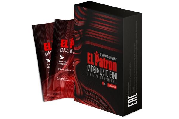 Эль Патрон для мужчин