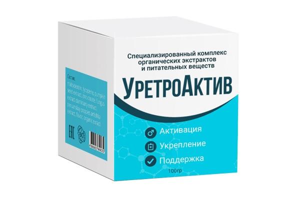Препарат Уретроактив