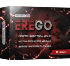 Препарат Erego – как принимать мужчине для восстановления потенции?