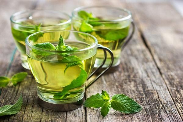 Мятный чай для снижения потенции