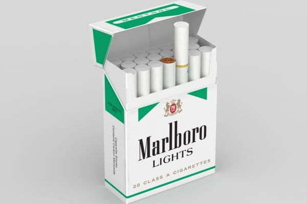 Ментоловые сигареты