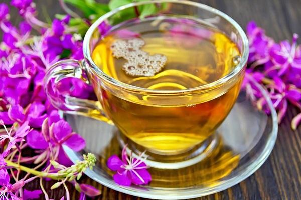 Полезный для потенции напиток в виде чая