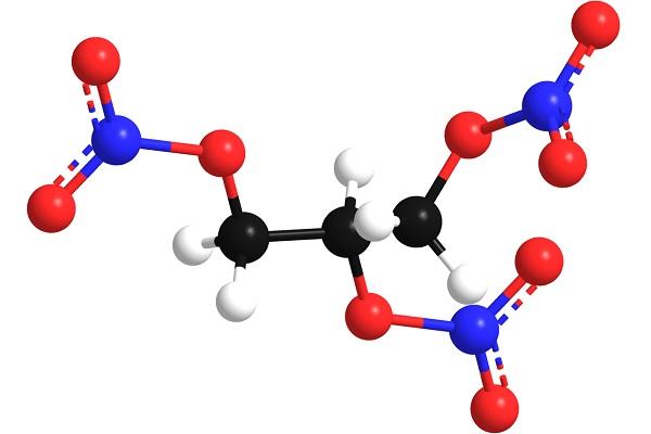 Формула нитроглицерина