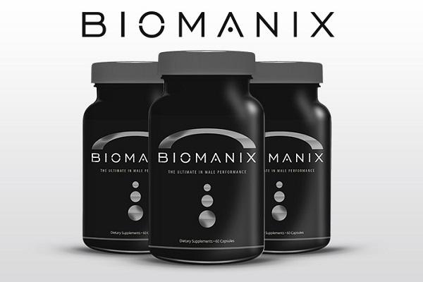 Капсулы Biomanix для потенции и увеличения члена