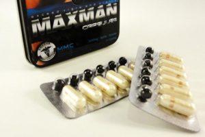 Препарат Maxman IV для повышения потенции у мужчин