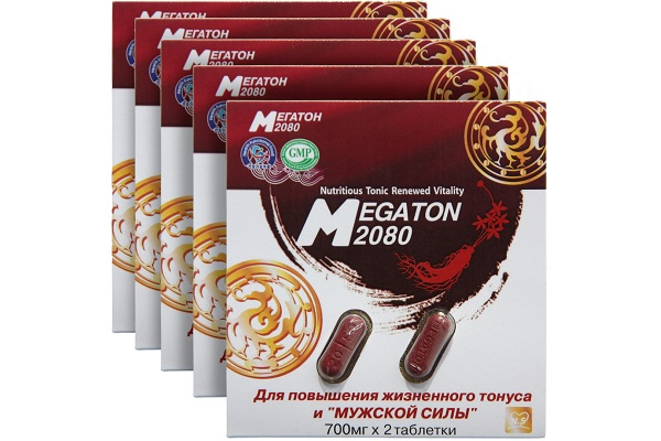 МегаТон 2080 БАД