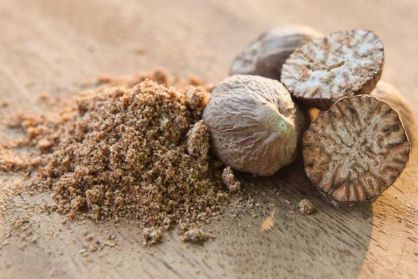 Полезный для потенции мускатный орех