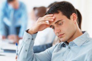 Снижение потенции: из-за чего происходит и как проявляется?