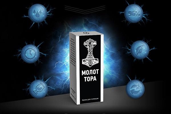 Молот Тора - еще одно средство для улучшения эрекции у мужчин