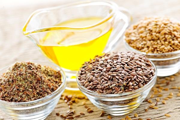 Семена и масло льна