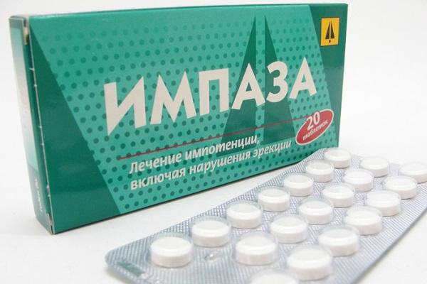 Лекарство Импаза для потенции без побочных эффектов