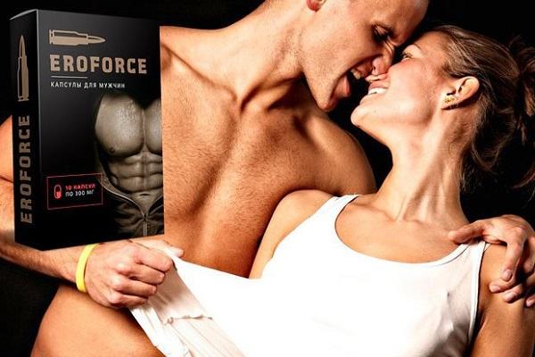 EroForce - лекарство для мужского здоровья