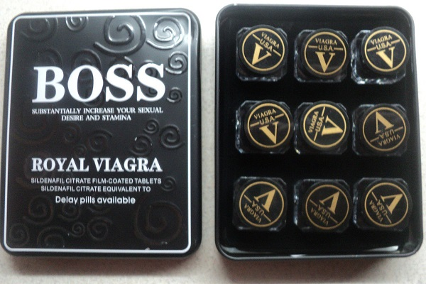 Препарат Boss Royal Viagra