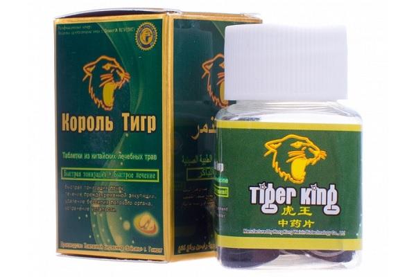 Средство Король Тигр для потенции